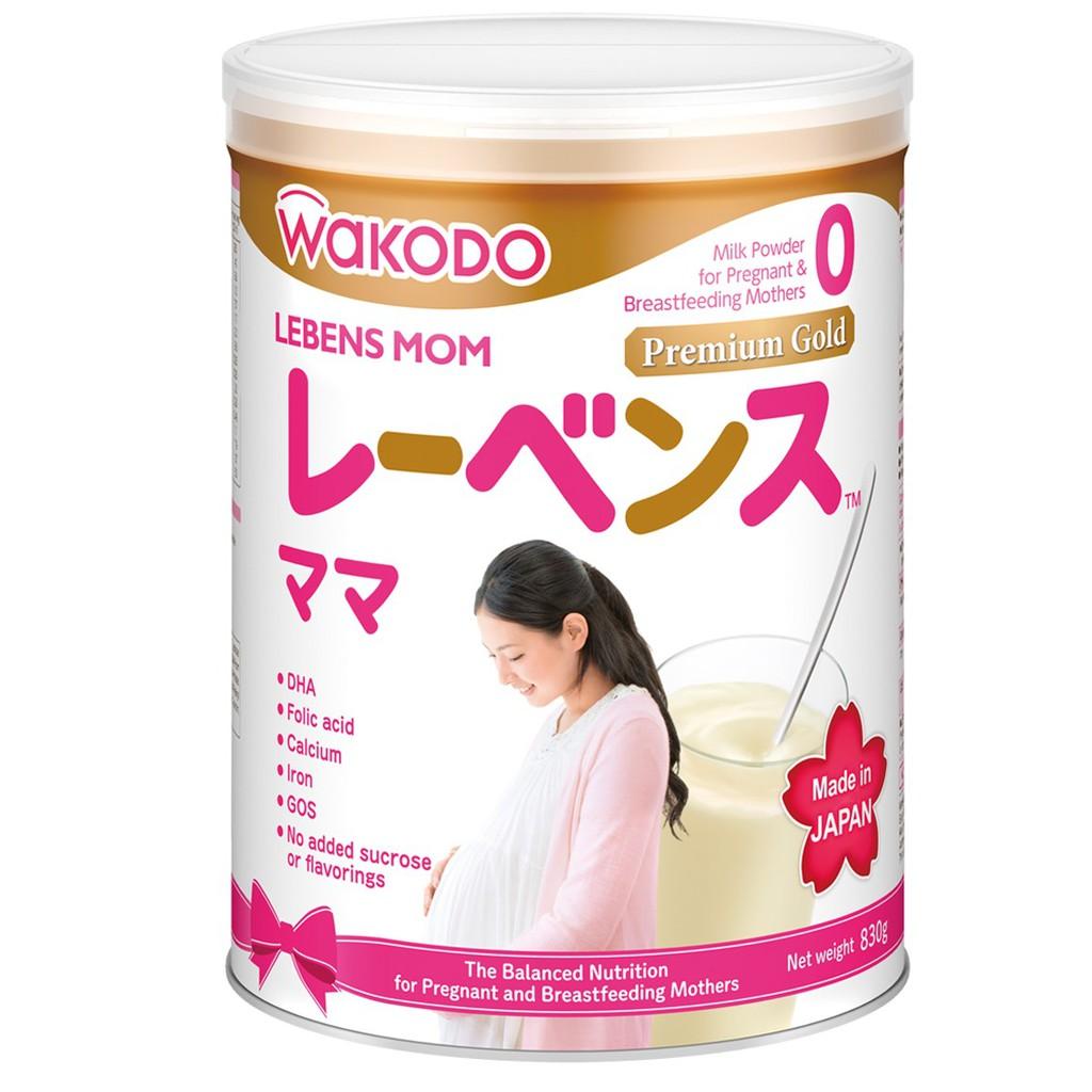 Wakodo Lebens Mom  Pregnancy And Lactating
